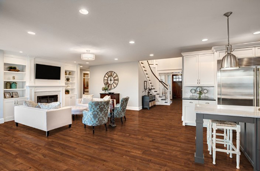 What Is A Bowed Hardwood Floor?