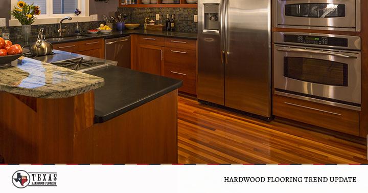 Hardwood Flooring Trend Update