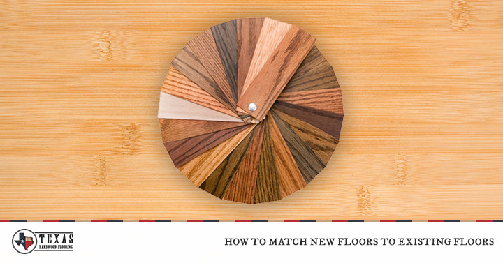 How to Match New Floors to Existing Floors