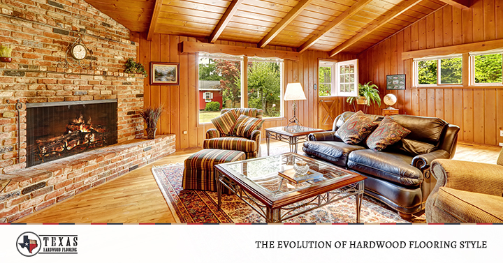 Enhance Your Spaces Palette With Hardwood Flooring