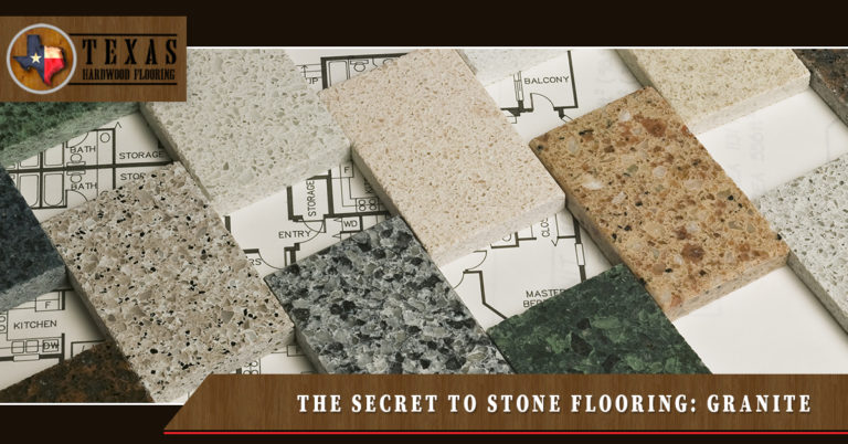 The Secret to Stone Flooring: Granite