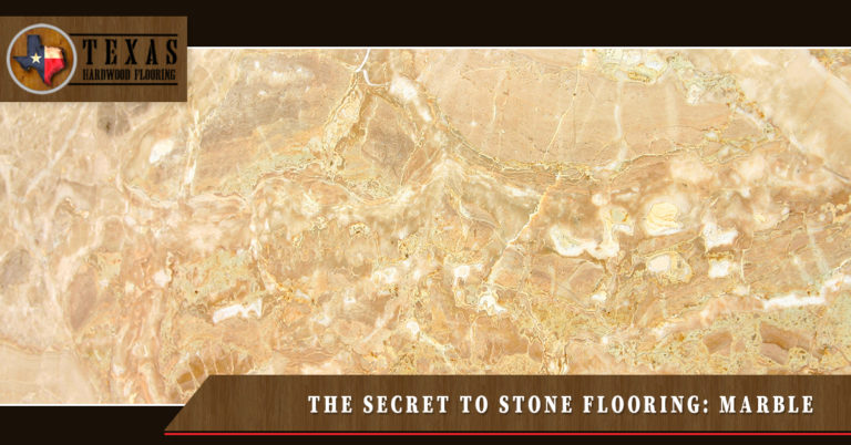 The Secret to Stone Flooring: Marble
