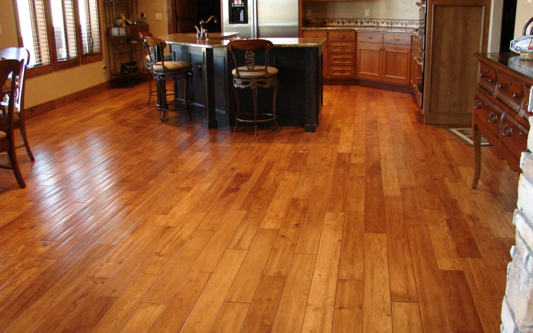 3 Hardwood Floor Cleaning Mistakes That Everyone's Made At Least Once