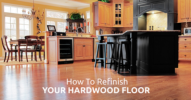 What Goes Into Refinishing Your Dallas Floor?