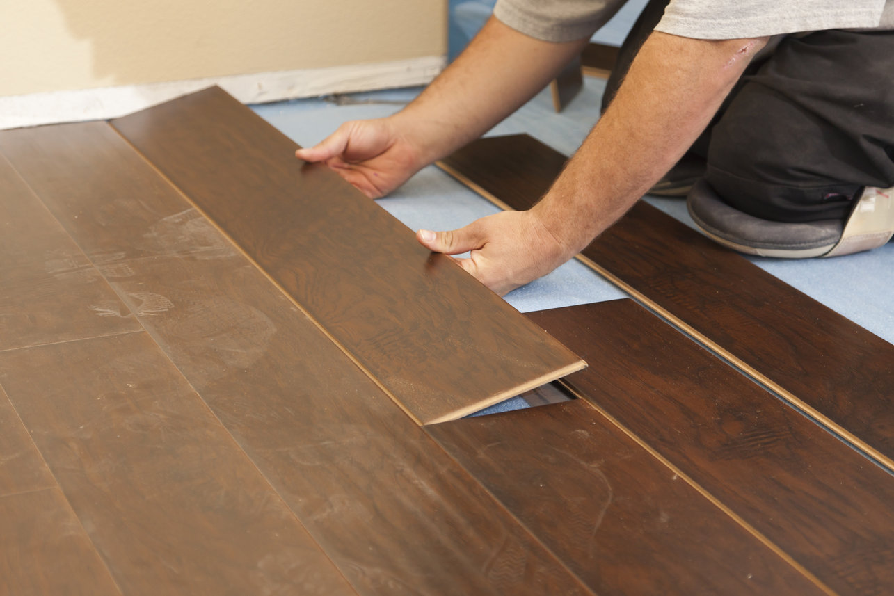 Can You Install Hardwood Flooring