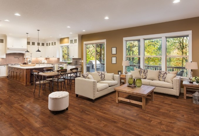 Will Hickory Flooring Work in Your Dallas Home?