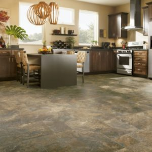Armstrong Flooring Allegheny Slate Engineered Tile Italian Earth