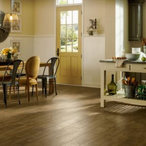 Armstrong Flooring Artisan Floorboard Rigid Core  Light Brown
