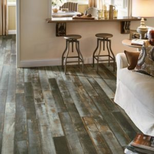 Armstrong Flooring Azure Sea Rigid Core – Blue Gray