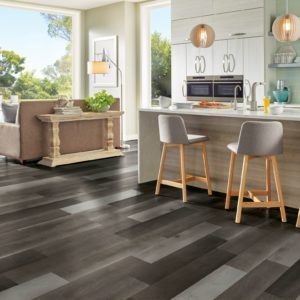 Armstrong Flooring Bendera Blend Rigid Core  Glenbrook Gray