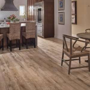 Armstrong Flooring Brushed Oak Rigid Core – Tan