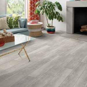 Armstrong Flooring Camargo Oak Rigid Core Silver Dollar