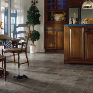 Armstrong Flooring Castilian Block Laminate Pizarra