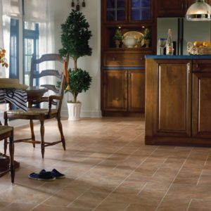 Armstrong Flooring Castilian Block Laminate  Puesta del Sol