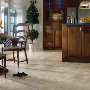 Armstrong Flooring Castilian Block Laminate  Rambla