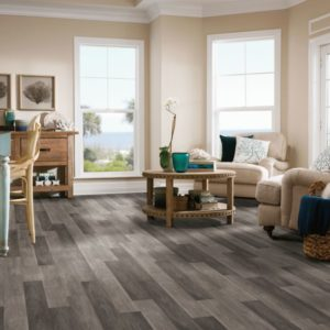 Armstrong Flooring Castletown Rigid Core Silver Mine