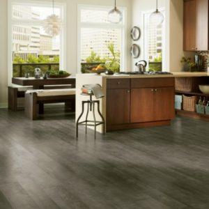 Armstrong Flooring Coastal Concrete Rigid Core – Seascape Gray