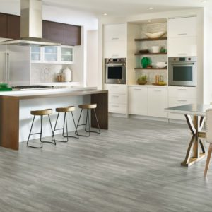 Armstrong Flooring Concrete Structures Rigid Core Soho Gray
