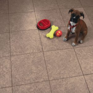 Armstrong Flooring Dellaporte Engineered Tile  Taupe