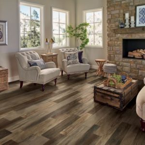 Armstrong Flooring Elements of Heritage Rigid Core  Vintage Heartland