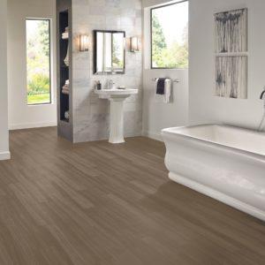 Armstrong Flooring Empire Walnut Rigid Core – Flint Gray