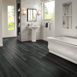 Armstrong Flooring Empire Walnut Rigid Core  Raven