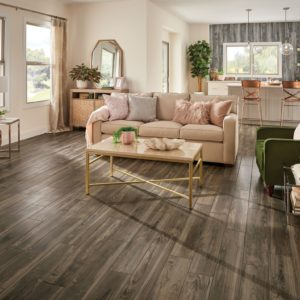 Armstrong Flooring Established Goodness Engineered Tile Craftsman Steel