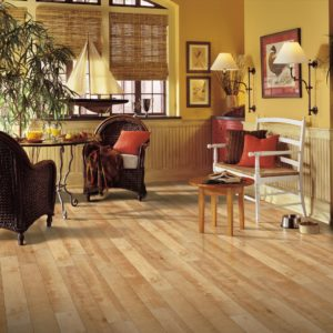 Armstrong Flooring Exotics Laminate Tiger Maple