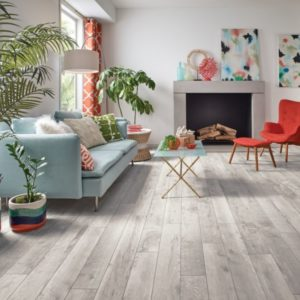 Armstrong Flooring Forest Treasure Rigid Core – White