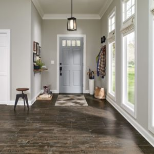 Armstrong Flooring Grain Directions Engineered Tile Tobacco Etch