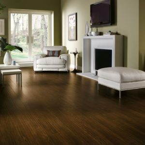 Armstrong Flooring Homestead Plank Laminate  Roasted Grain