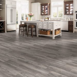 Armstrong Flooring Honeycreek Hickory Rigid Core – Early Morning Haze