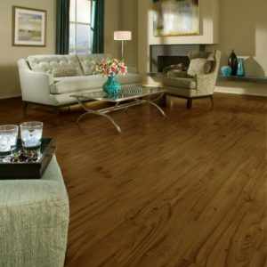 Armstrong Flooring Laminate – Heartwood Walnut