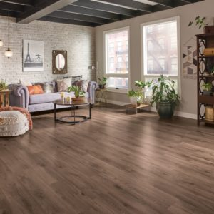 Armstrong Flooring Laminate – Timber Brown Oak