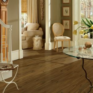 Armstrong Flooring Laminate – Tree Branch Walnut