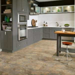 Armstrong Flooring Lexington Slate Rigid Core – Sahara Beige