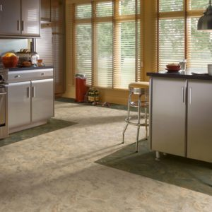 Armstrong Flooring Mesa Stone Engineered Tile Beige