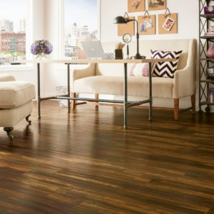 Armstrong Flooring Millwork Block Laminate Burnt Ombre