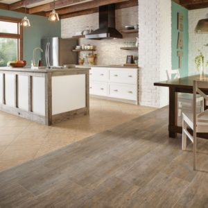 Armstrong Flooring Multistone Engineered Tile Cream