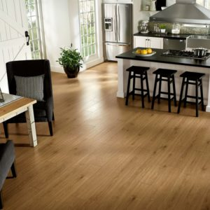 Armstrong Flooring New England Long Plank Laminate  Boston Tea