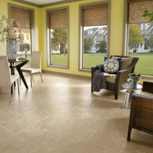 Armstrong Flooring Sistine Engineered Tile Bisque