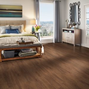 Armstrong Flooring Smithville Oak Rigid Core – Copper Lustre
