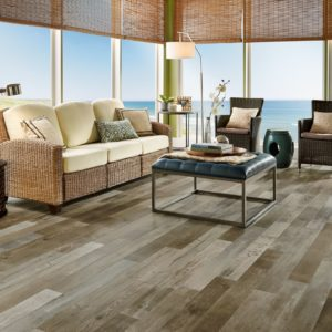 Armstrong Flooring Waterfront Rigid Core – Pier Brown