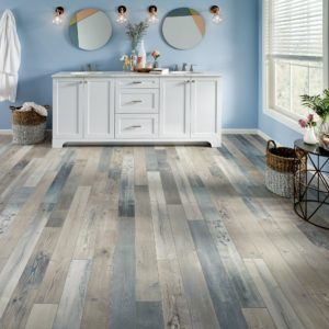 Armstrong Flooring Waterfront Rigid Core – Sky Blue