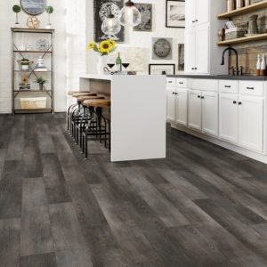 Armstrong Flooring Woodward Winds Rigid Core – Gusty Gray