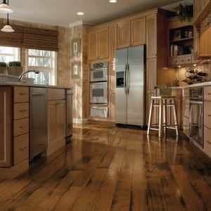 Bruce American Originals Sunset Sand Hickory Engineered Hardwood