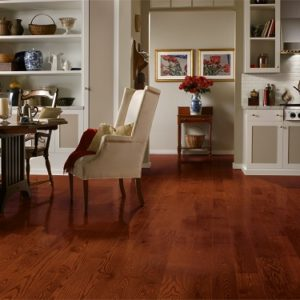 Bruce Dundee Cherry 5-in Red Oak