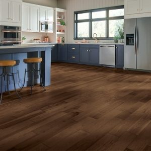Bruce Hydropel Medium Brown Hickory
