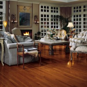 Bruce natural choice cherry 2-1by4 white oak