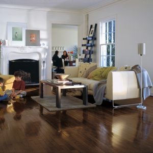 Bruce natural choice walnut 2-1by4 white oak